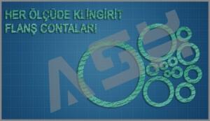 Klingrit Flanş Contası